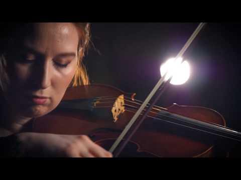BACH - Partita No. 2 in D minor - Allemande