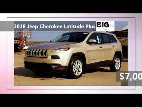 Big Finish Sales Event Bossier City, LA | Jeep Deals Bossier City, LA