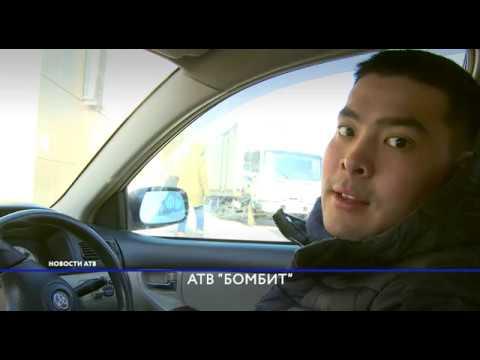 Эксперимент АТВ. Насколько тяжело работать таксистом в Бурятии?