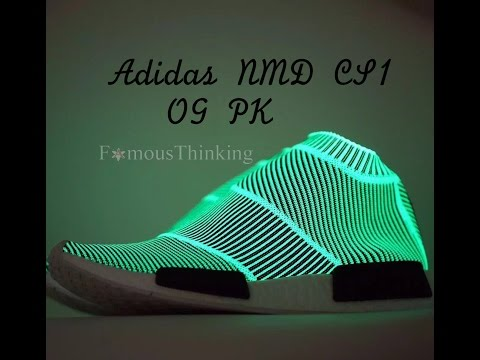lowest price b2304 1c827 Adidas NMD City Sock PK CS1 Glow | S79150
