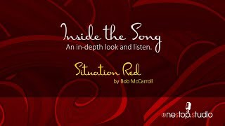 """Inside the Song"" - Situation Red - Bob McCarroll (Jazz Instrumental)"