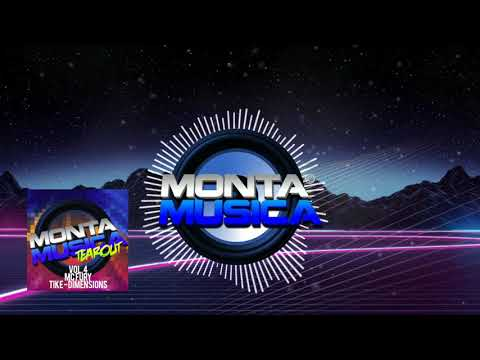Monta Musica Tearout 4: MC Fury, Tike - Dimensions [GBX Anthems]