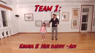 La Demanda - Romeo Santos & Raulin Rodriguez | Challenge by Ataca y La Alemana