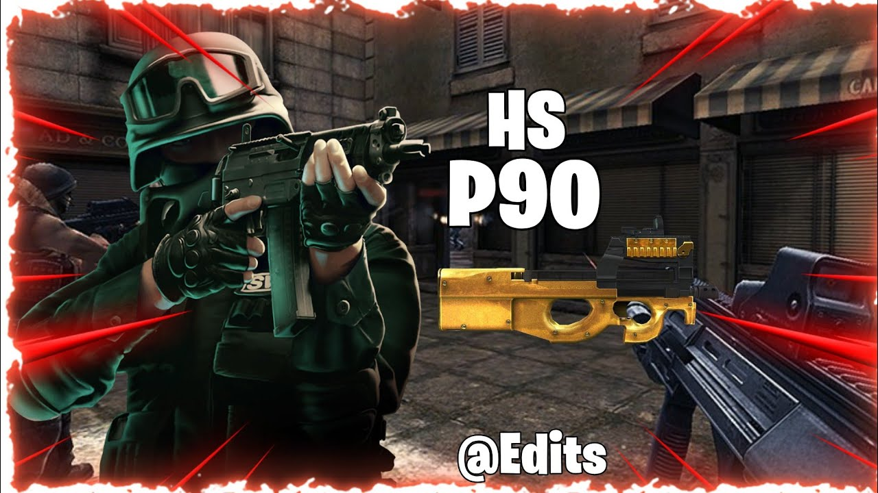 🎮 Point Blank – P90 GOLD !!- #1| @ONGAME.