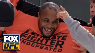 Daniel Cormier joins TUF Talk to discuss season 27 of The Ultimate Fighter | INTERVIEW | TUF TALK