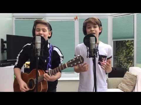 Drive By - Train (Cover by Max & Harvey)