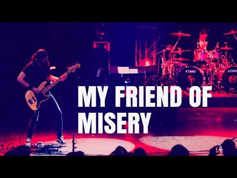Scream Inc. - My Friend Of Misery (Metallica cover) live SENTRUM
