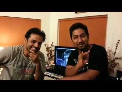 Vineeth Sreenivasan and Shaan Rahman For Kili Poyi