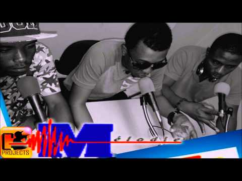 Radio Melodie 103.3 FM interivew avec C-PROJECTS (Kanaval 2015 video)