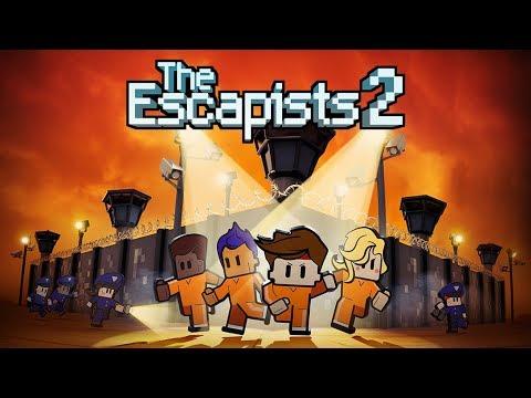 The escapists 2/все тюрьмы/режим