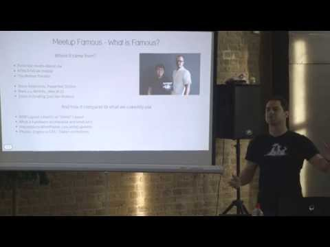 Gadi Cohen: Meteor Famous Views -- Devshop London June 2015