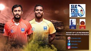 SLC T20 League 2018 - Match 11: Team Galle vs Team Kandy