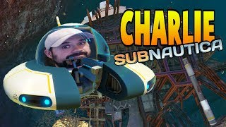 Charlie Is Back | Subnautica Let's Play Gameplay PC | E5