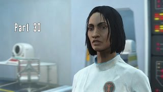 Fallout 4 Walkthrough Gameplay PT30 - No Commentary