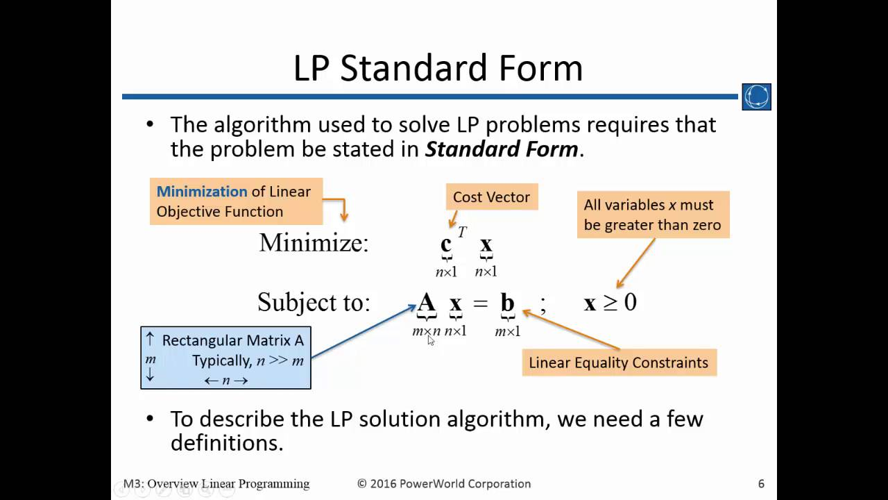 Training m3 overview of linear programming youtube training m3 overview of linear programming falaconquin