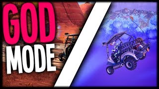 ATK TELEPORT GLITCH GOD MODE GLITCH | Fortnite Battle Royale | ATK Glitch