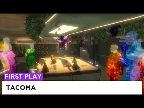 Tacoma And The Time-Travelling Cake | firstPLAY | screenPLAY
