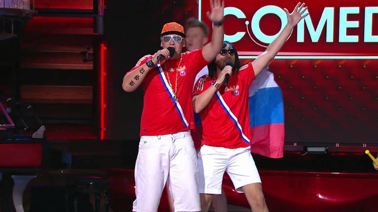 Comedy Club - Футбол, лыжники и Никита