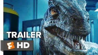 Jurassic World: Fallen Kingdom Final Trailer (2018) | Movieclips Trailers thumbnail