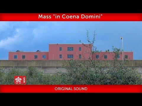 "Pope Francis - Mass ""in Coena Domini"" 2019-04-18"