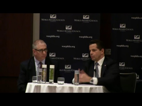 A Conversation with Anthony Scaramucci, Former White House Communications Director