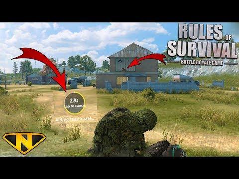 Epic Revive! (Rules of Survival: Battle Royale #57)