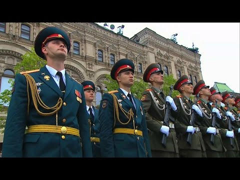 HD Russian Army Parade, Victory Day 2012 Парад Победы