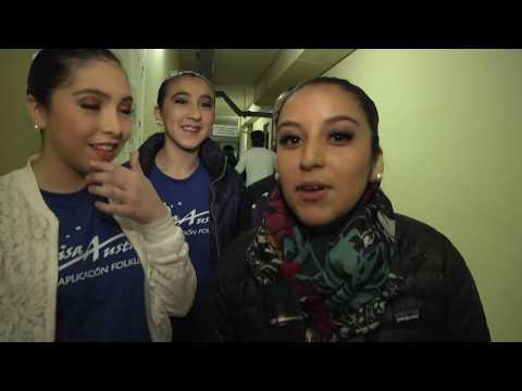 Ballet Municipal de Pta Arenas  - Festival Patagonia 2015