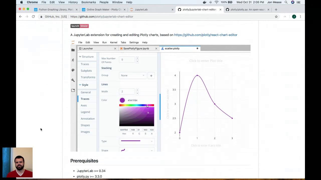 Introducing the JupyterLab Chart Editor