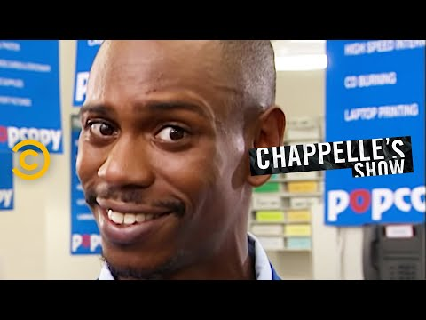 Chappelle S Show Wrap It Up Youtube