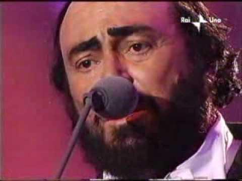 Anastacia y Pavarotti - I ask of you
