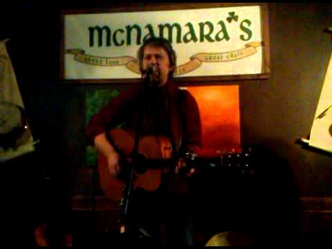 Anthony Toner at McNamara's Irish Pub,Nashville,TN 1.23.11