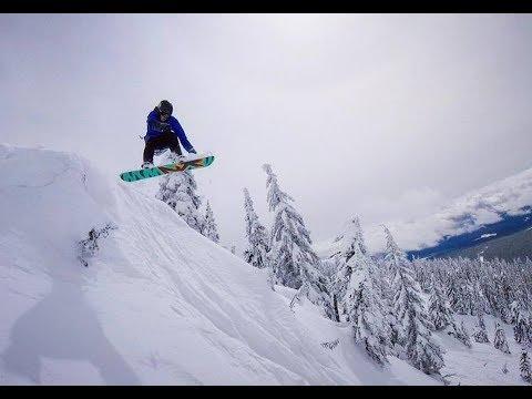 Big White Ski Season, Canada - 2017