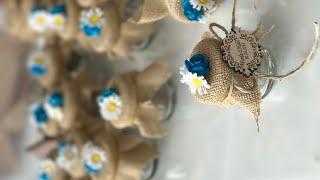 Kavanoz nikah şekeri nasıl hazırlanır