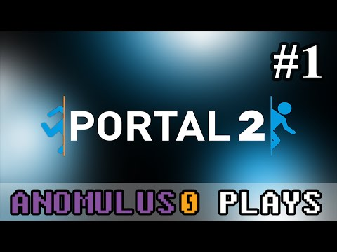 Portal 2 #1 | Let