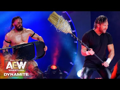 #AEW DYNAMITE EPISODE 2: THE INSANE ENDING TO JON MOXLEY VS SHAWN SPEARS