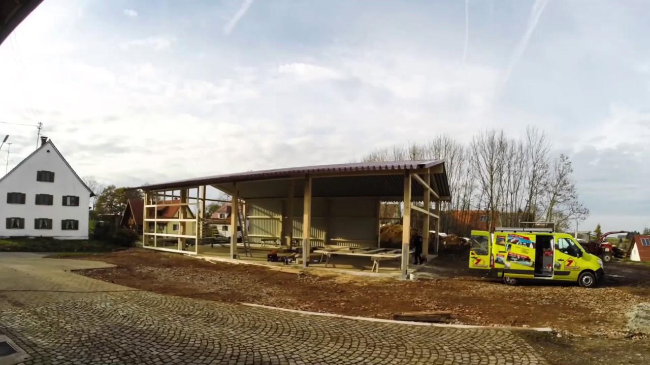 Ganz und zu Extrem Schwabenhalle - Hallenbau, Stallbau und Industriebau im Allgäu &XW_35