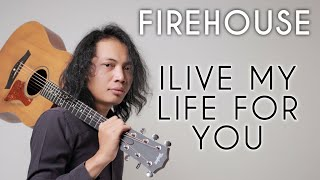Felix Irwan - I Live My Life For You (Cover) Mp3