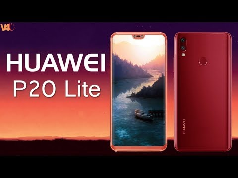 Huawei P20 Lite Concept, Release Date, Price, First Look, Specifications,  Features, Camera, Launch