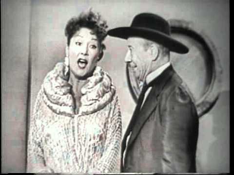 Anything Goes  Friendship  Ethel Merman and Bert Lahr