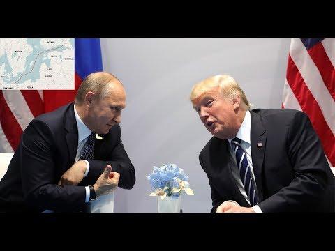 Geopolitischer Wochenrückblick: Wird es Trump gelingen North Stream 2 zu sabotieren?
