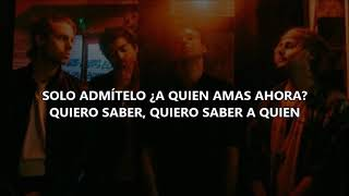 The Chainsmokers - Who Do You Love (Subtitulada Espanol) ft 5 Seconds of Summer