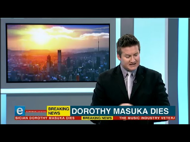 Sipho Hostix Mabuse speaks on Dorothy Masuka