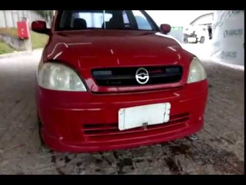 114071 Gm Corsa Sedan Joy 06 07 Youtube
