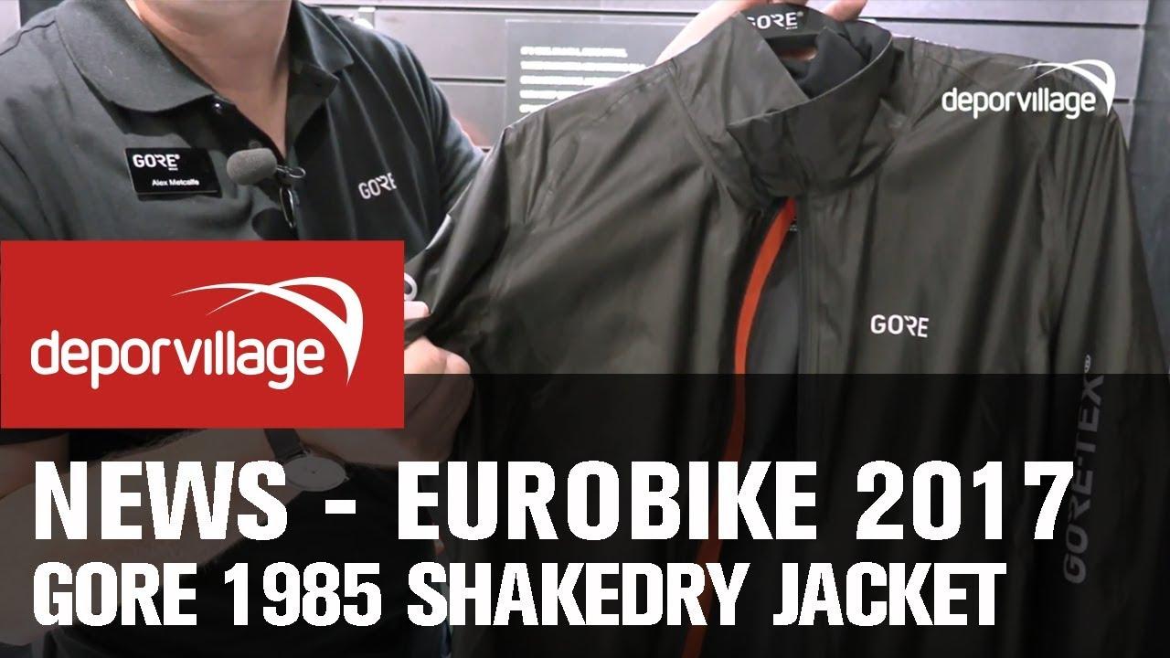frische Stile echt kaufen exklusive Schuhe Eurobike 2017 - Gore Bike Wear 1985