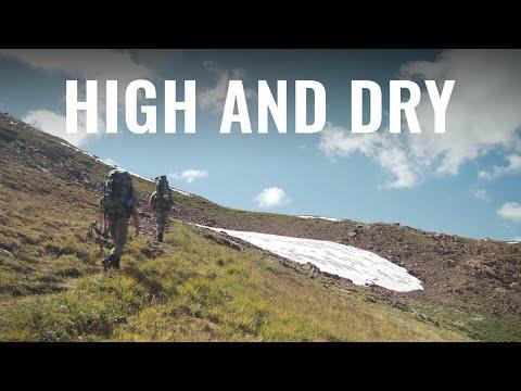 HIGH AND DRY – Colorado Archery Mule Deer Hunt