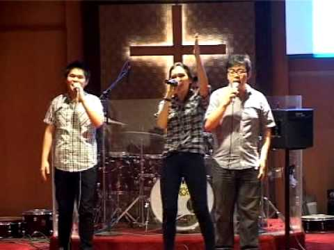 Betapa Hebat - WL : Ellie (with OIL Band and Singer)