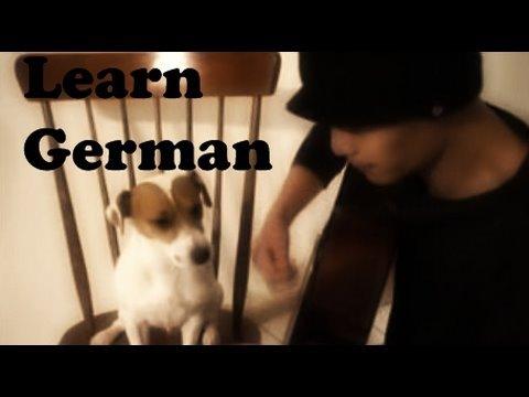 JC Van Luyn - Guten Morgen Guten Tag (Learn German With JC & Kaiser) Original Song