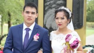 Миргали-Аккумис Свадебный клип 2016