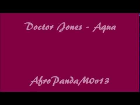 Doctor Jones -  Aqua lyrics